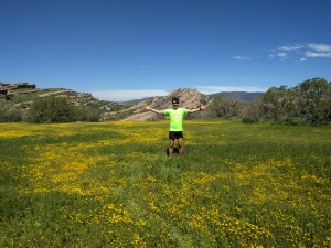 Why A Running Coach - Coach Mike - Older Runner - Spring Trail Running
