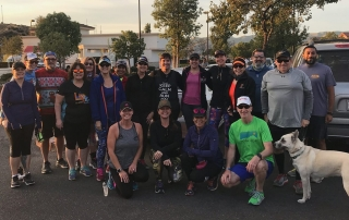 Older Runners - Running Group