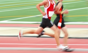 On The Track - Running Form
