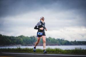 Older runner - marathon