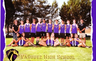 VHS Cross Boys & Girls Country Team - 2018