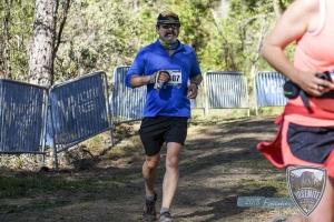 Coach Mike - Older Runner - Yosemite half